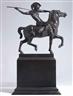 Franz von Stuck, Amazon on horseback