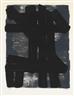 Pierre Soulages, Lithographie no. 6