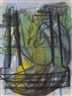 Fritz Winter, Abstrakte Komposition