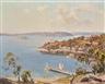James R. Jackson, Sydney Harbour through Clifton Gardens