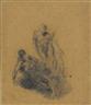 Jean-Baptiste Carpeaux, Intertwined figures