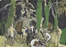 Keith Vaughan, Soldiers in a Wood