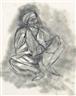 David Bomberg, Beggar
