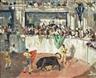 James Le Jeune, The bullfight
