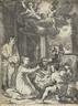 Hendrick Goltzius, The Adoration of the Shepherds