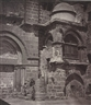 Felice A. Beato, James Robertson, 'PORCH OF THE HOLY SEPULCHRE' (JERUSALEM)