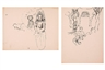 Recently authenticated works by War artist lead Modern & Contemporary British Art Sale
