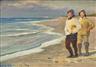 Peder Severin Krøyer, Fiskare vid Skagens strand