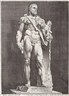 Hendrick Goltzius, The Emperor Commodus as Hercules