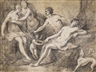 Hendrick Goltzius, Diana and Endymion