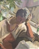 William John Leech, Portrait of May Leech