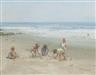 James Le Jeune, Beach Scene