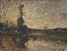 Francois-Auguste Ravier, Sunset