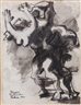 Jacques Lipchitz, From the Rape of Europe series, Toulouse
