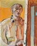 Max Gubler, Self-portrait