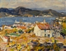 "E. Charlton Fortune's ""Sunny Morning, St. Tropez"" Leads California And Western Paintings Auction"