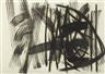 Fritz Winter, Komposition