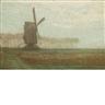 Charles Warren Eaton, Windmill