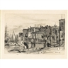 James McNeill Whistler, THAMES POLICE (WAPPING WHORF)
