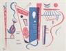 Wassily Kandinsky, Compositie