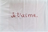 Louise Bourgeois, Je t'aime