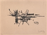 Georges Mathieu, Informal composition