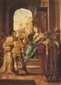 Hendrick Goltzius, Christ before Pilate