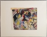 Wassily Kandinsky, Tableau avec Formes Blanches