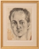 Pavel Tchelitchew, Untitled (Portrait Head)