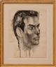 Pavel Tchelitchew, Untitled (Portrait)