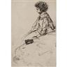 James McNeill Whistler, Bibi Lalouette