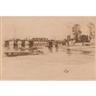 James McNeill Whistler, Fulham