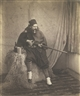 Roger Fenton, ZOUAVE, 2ND DIVISION (ROGER FENTON DRESSED AS A ZOUAVE)