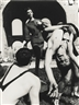 William Klein, SIMONE + OLYMPIC WRESTLERS, ROME
