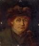Rembrandt van Rijn, Portrait of a man