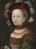 Lucas Cranach the Elder, Portrait of a lady