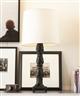 """Diego Giacometti, """"LAMPE À QUATRE FEUILLES"""""""