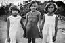 Sebastião Salgado, Brasil (three young girls)