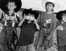 Mary Ellen Mark, Boys with Dollars, Boerne, Texas