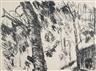 Lovis Corinth, Buchenwald