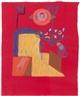 Ida Kerkovius, Composition on red