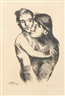 Max Pechstein, Mutter und Sohn