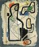 Aharon Kahana, Abstract Figures
