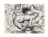 Paul Delvaux, Composition Avec Nus
