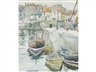 Robert Hardie Condie, The Three boats, Pittenween