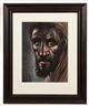 Peter Howson, Study for saint andrew