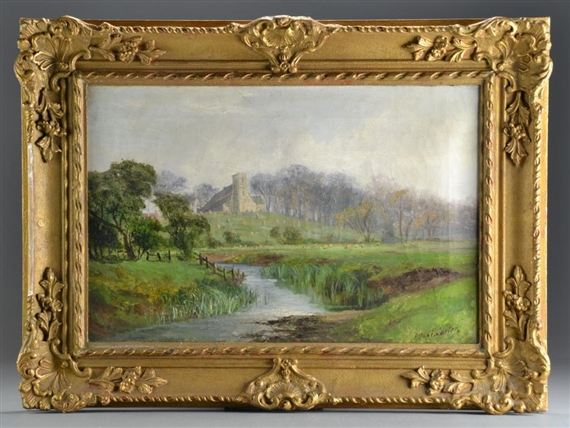 Frank Thomas Carter Art Auction Results