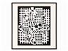 Victor Vasarely, Composition Black and White