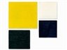 Dieter Villinger, 4 Works: Colors
