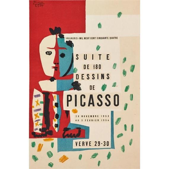 Pablo Picasso - L\'Age du Soleil (Pour Roby),...